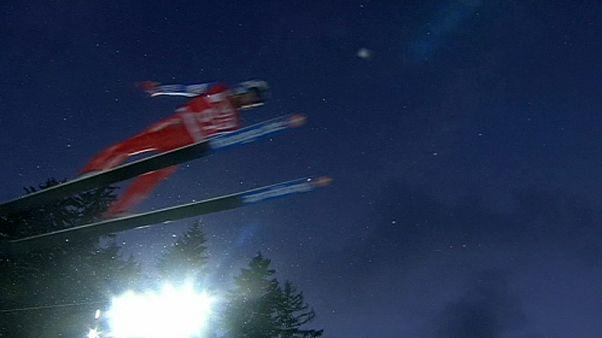 Άλμα με σκι: Ο Νορβηγός Φάνεμελ επικράτησε στο Νόισταντ