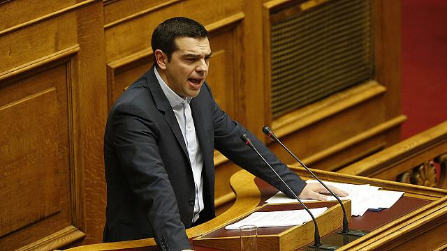 Greek PM rejects extending bailout and seeks loan to keep country afloat