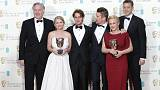 A Boyhood tarolt a BAFTA-gálán