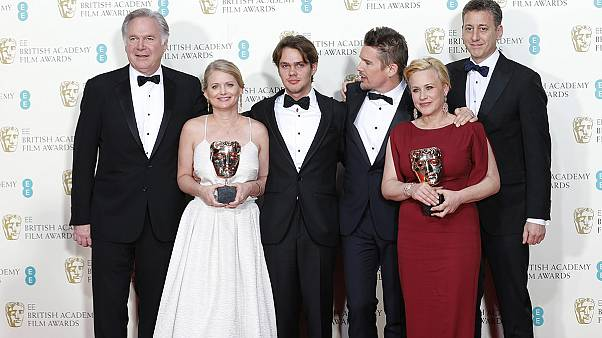 BAFTA раздала Бронзовые маски