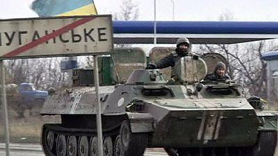 Wieder heftige Kämpfe im Donbass
