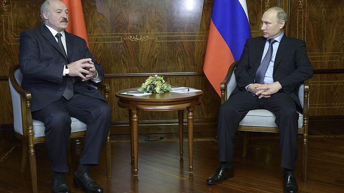 Ukrayna krizine Minsk'te çözüm aranacak