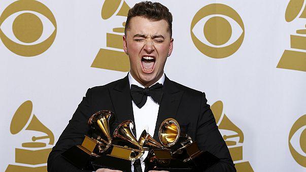 Sam Smith lett a Grammy sztárja