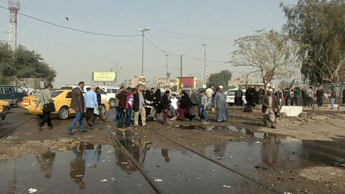 Újabb merényletek Irakban