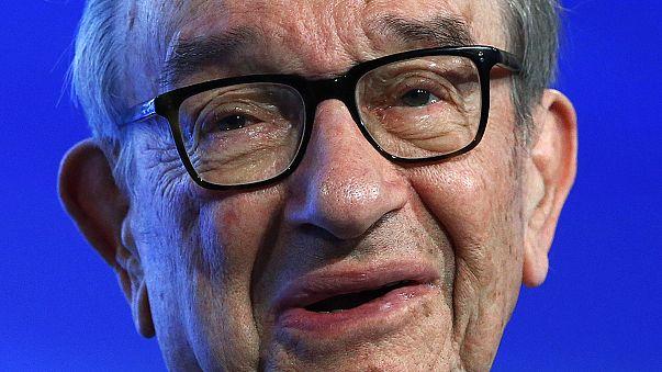 Greece will leave the Eurozone, says Alan Greenspan
