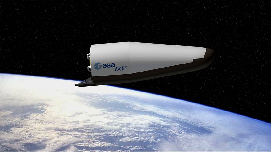 Why is Europe's IXV spaceplane mission so vital?