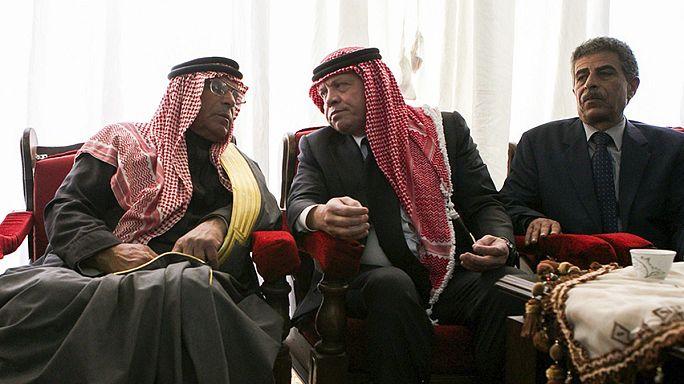 Kral Abdullah IŞİD'e karşı atağa geçti