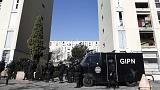 Marseille housing estate sealed off after shots fired at police patrol car