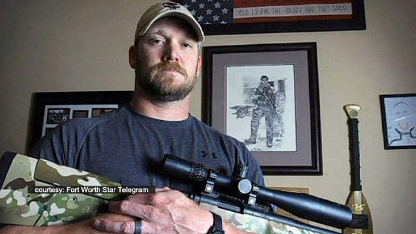 """Recta final para el comienzo del juicio por el asesinato del auténtico """"American Sniper"""""""