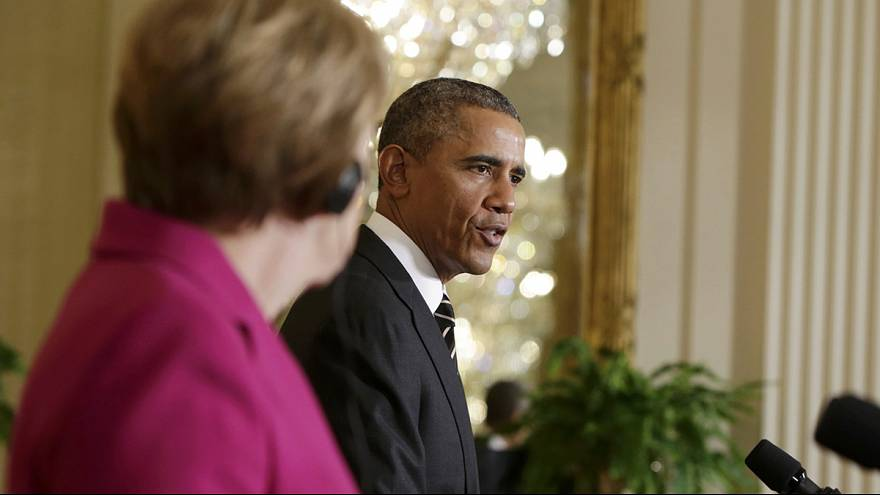Waffen für Ukraine sind eine Option - Merkel und Obama setzen vorerst auf Diplomatie