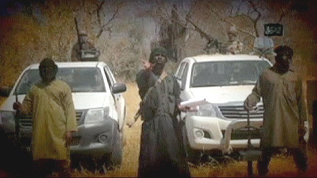 """Boko-Haram-Anführer von Militär unbeeindruckt: """"Ihr seid willkommen"""""""