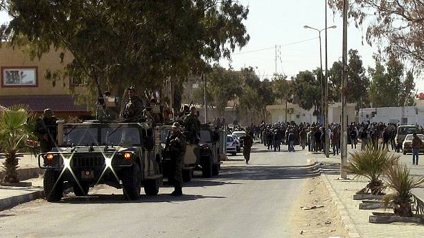 Deadly protests in Tunisia amid anger over border tax