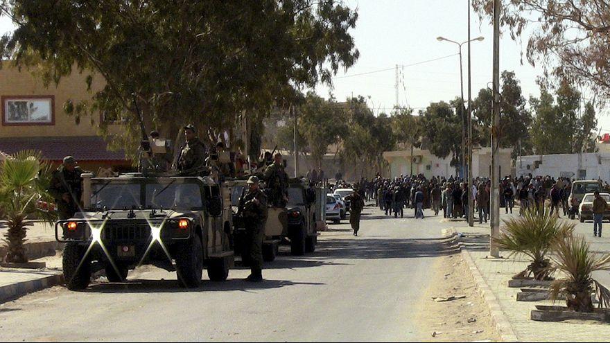 Continúan los disturbios en el sur de Túnez tras la muerte de una persona