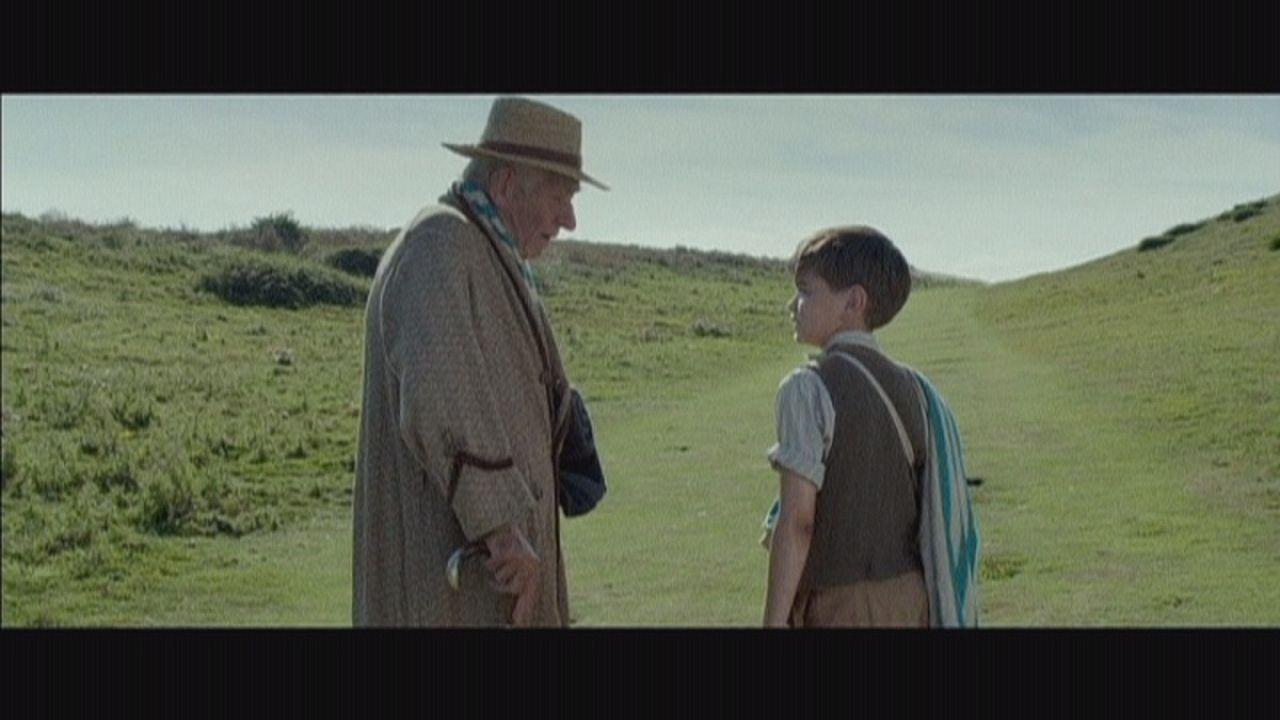 Gandalf az öreg Sherlock Holmes bőrében