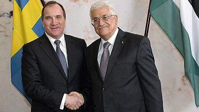Unter Freunden: Abbas besucht Schweden