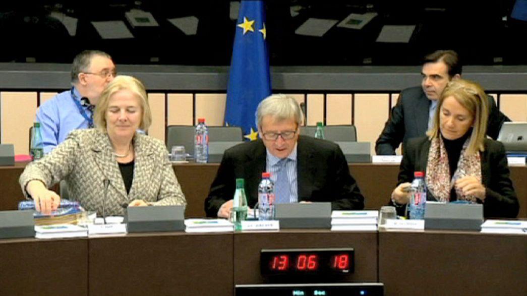 La UE tiene pocas esperanzas de llegar a un acuerdo con Grecia