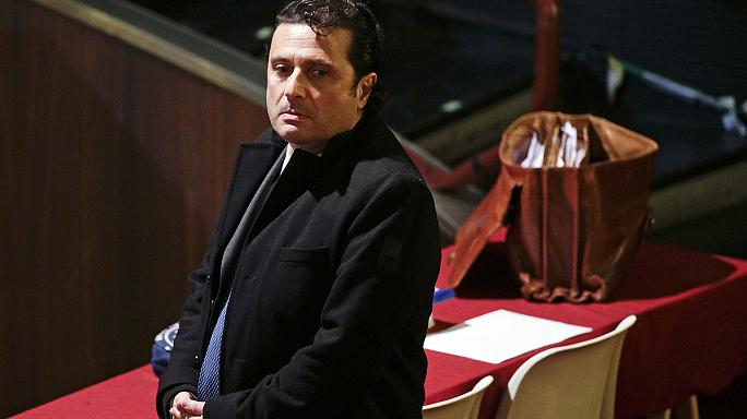 Costa Concordia captain's actions