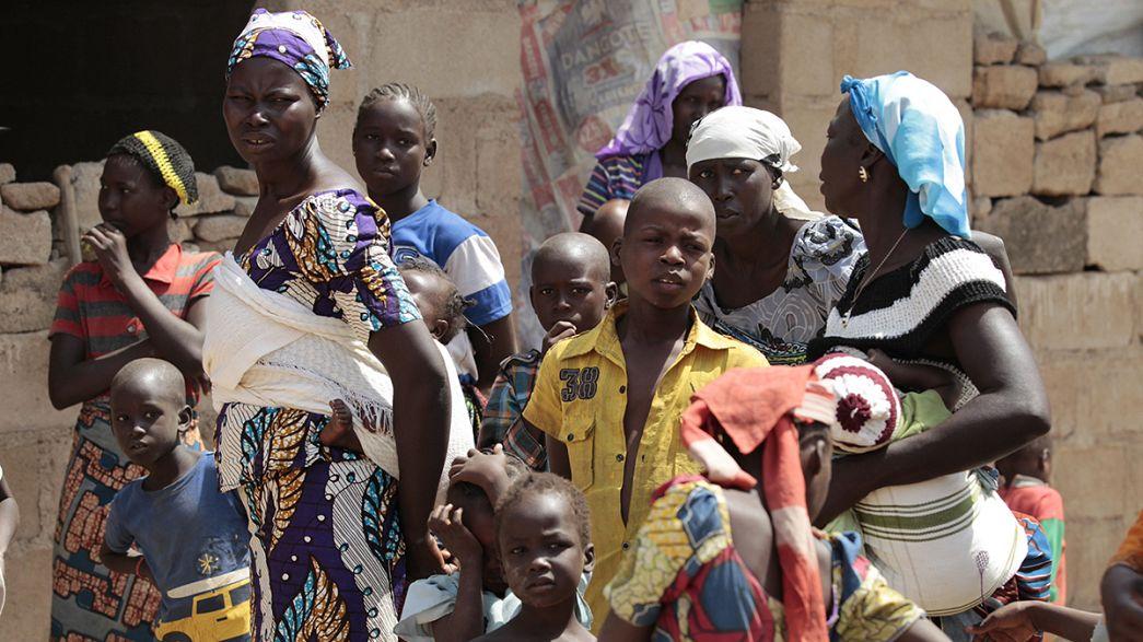Flüchtlingskatastrophe in Westafrika: Boko Haram sorgt für Angst und Schrecken