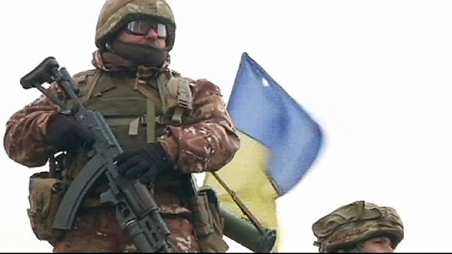 Конфликт на Украине: дипломатия или оружие