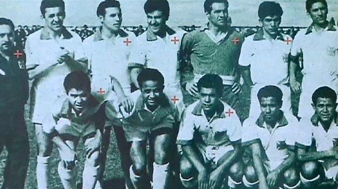 Şili'de futbol takımını taşırken 54 yıl önce kaybolan uçağın enkazı bulundu
