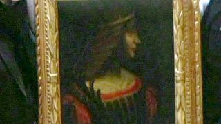 Rescatan óleo de Leonardo da Vinci escondido en un banco suizo