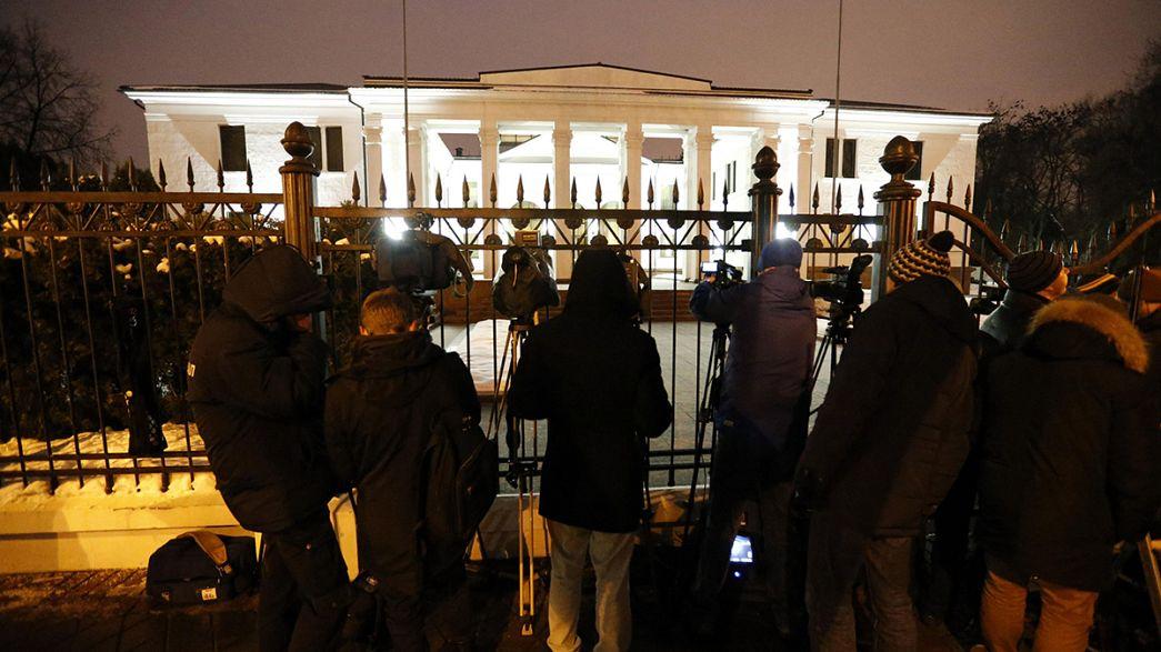 مجموعة الاتصال حول أوكرانيا تتوصل إلى إتفاق لوقف اطلاق النار