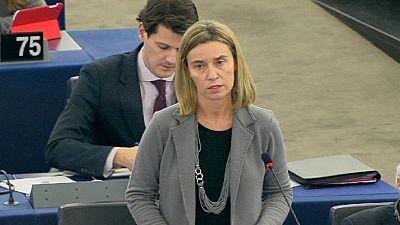 Ucraina: il messaggio dell'Alto rappresentante Ue, Mogherini