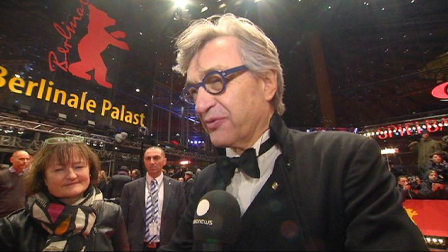 Berlin Film Festival salutes director Wim Wenders