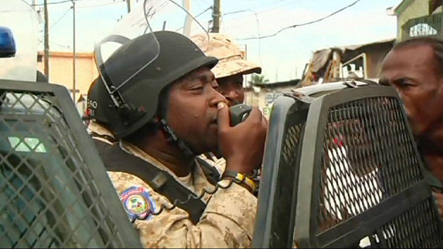 Protestas en Haití por los altos precios de los combustibles
