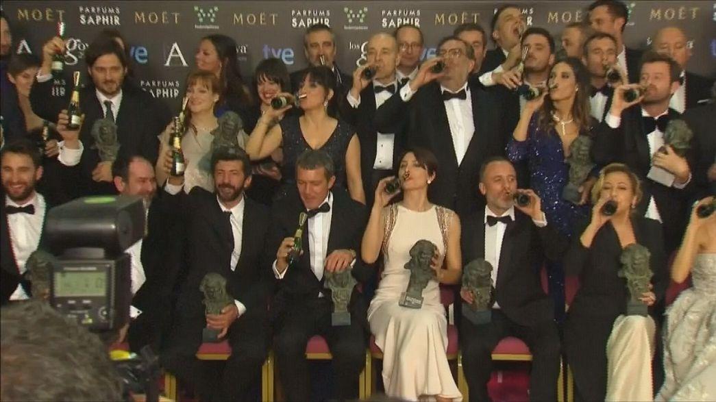 Premios Goya, la noche del cine español