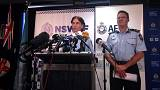 Australian police charge two over terror offences