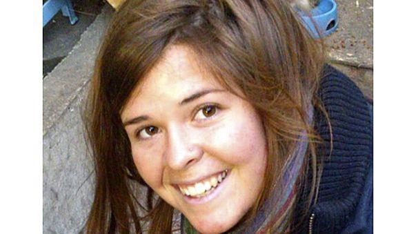Kayla Mueller - élt 26 évet