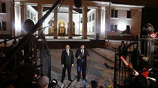"""A Minsk il vertice dell'""""ultima chance"""" con i presidenti russo e ucraino."""