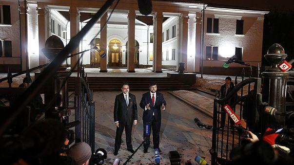 Ukrayna krizine çözüm bulmak için taraflar Minsk'e doğru yola çıktı