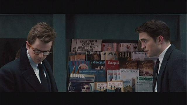 """Robert Pattinson incarne le photographe de James Dean dans """"Life"""""""