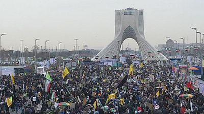 Irán conmemora el 36 aniversario de la victoria de la Revolución islámica