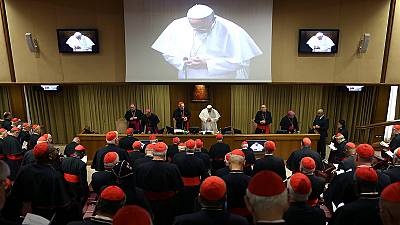 Making waves in the Holy See, Pope Francis goes global with new Cardinals