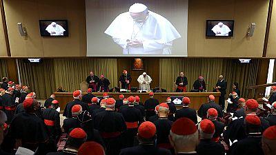 Europa pierde poder en la Iglesia: la mayoría de los cardenales electores ya no son del Viejo Continente