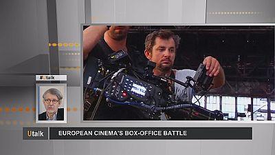 Do European cinemas show too much American film?