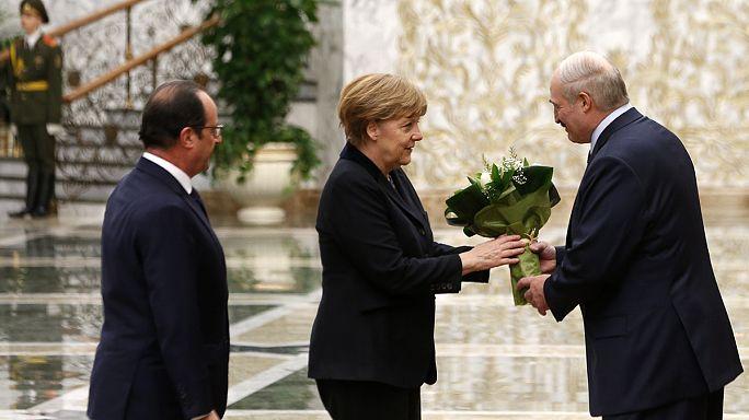 Minszki csúcstalálkozó: hatalmas a tét