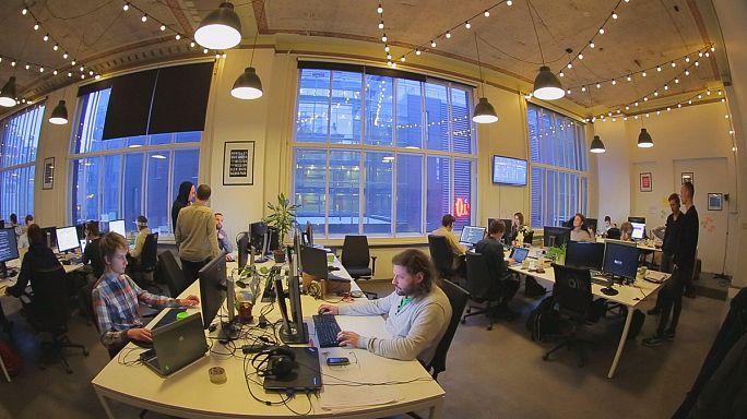 Riga at the heart of Europe's digital revolution