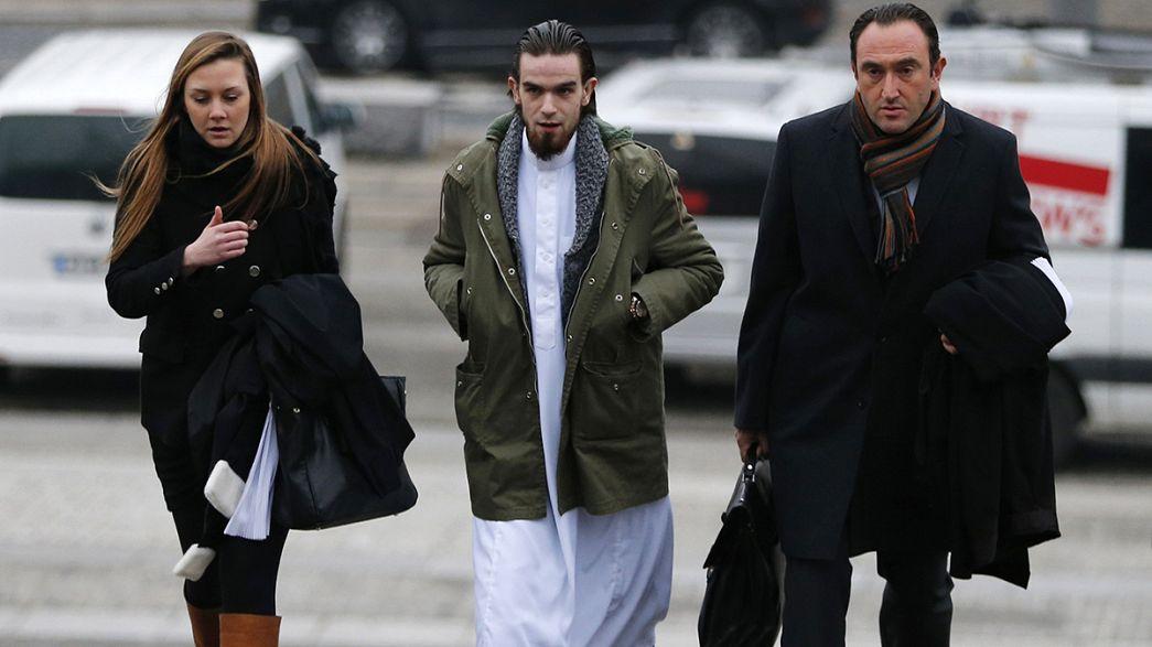 Schwere Haftstrafen für Islamisten in Belgien