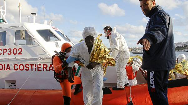 Migrant deaths in Mediterranean show Triton inadequate