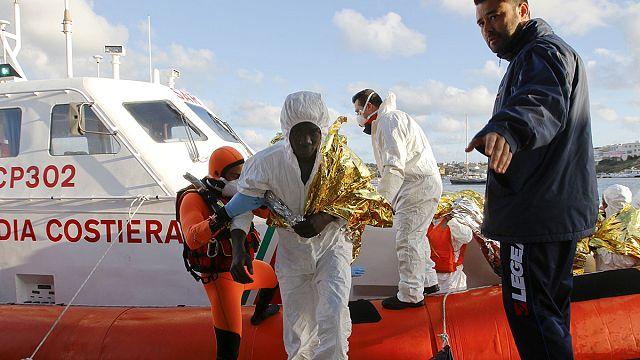 """Гибель нелегальных мигрантов: операция """"Тритон"""" не спасает"""