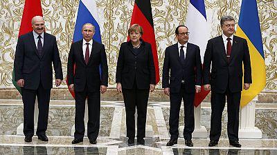 Comienza la cumbre de Minsk