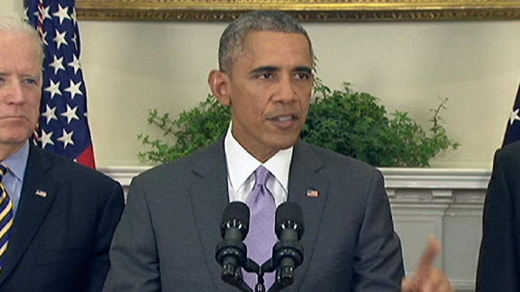 Obama predicts ISIL will lose as he formally asks Congress to use military force against them