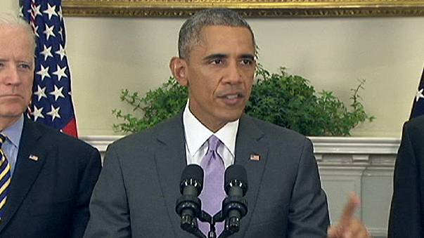 Обама просит конгресс разрешить боевые действия против ИГ