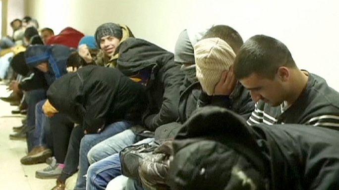 Des centaines de Kosovars tentent de rejoindre l'UE via la Hongrie