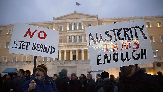 Euro Bölgesi'nde Yunanistan çıkmazı