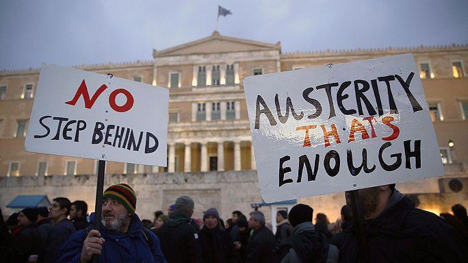 Nem született megoldás a görög mentőcsomag kiváltására